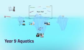 Year 9 Aquatics