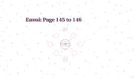 Envoi: Page 145 to 146