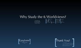 Bible worldview presentation