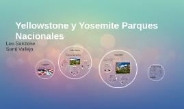 Yellowstone y Yosemite Parques Nacionales
