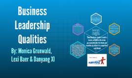 Copy of Business Leadership Qualities