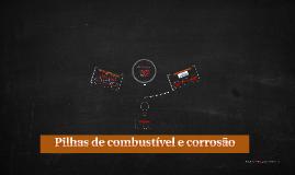 Pilhas de combustível e corrosão