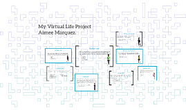My Virtual Life Project