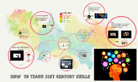 How  to teach 21st century skills