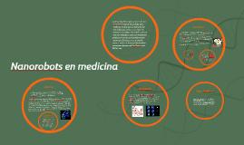 Nanorrobots en medicina