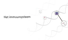 Het immuunsysteem