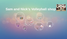 Volleyball Shop