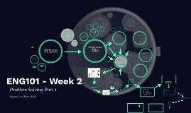 ENG101 - Week 2