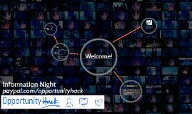 PayPal Opportunity Hack AZ - Info Night