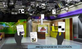 Presentador de tv