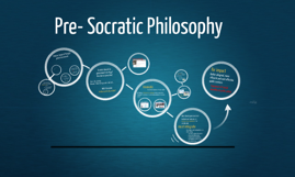 "presocratic philosophy When we talk about presocratic philosophy, we are speaking about the origins of greek philosophy and western rationality itself but what exactly does it mean to talk about ""presocratic philosophy"" in the first place."