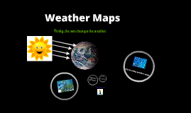 Weather Map Science Project