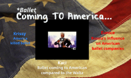 Coming to America final project