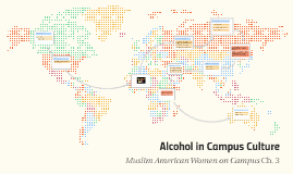 Alcohol in Campus Culture