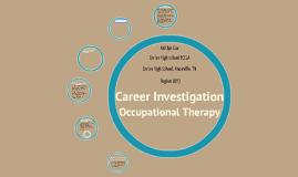 FCCLA: Career Investigation