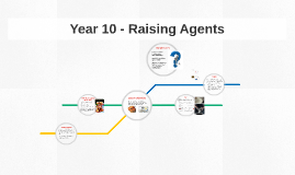 Year 10 - Raising Agents