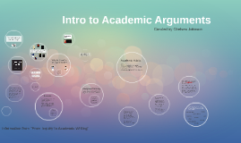 ENGL 101 Intro to Academic Arguments