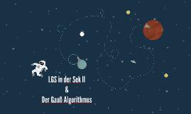 LGS in der Sek II