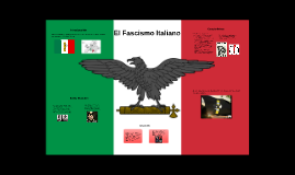 Copy of El Fascismo Italiano