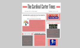 The Cardinal Carter Times