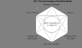 ACT: The Psychological Flexibility Model