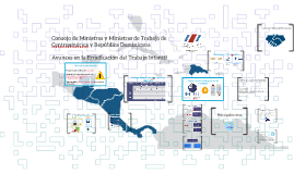 Consejo de Ministros y Ministras de Trabajo de Centroamérica