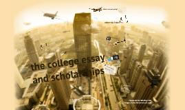 Copy of College Essays