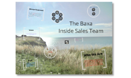 Baxa Inside Sales Team