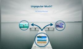 unpopular much?