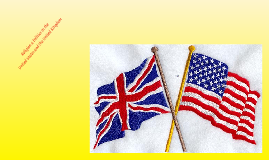 Comparative Politics: USA & Britain