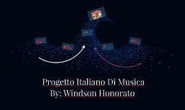 Italian Music Project