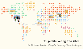 Target Marketing: The Pitch