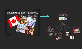 Canada's GAY Festival