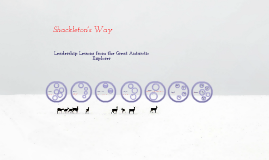 Copy of Shackleton's Way