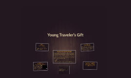 Young Traveler's Gift Final Project