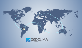 Geoclima presentation 03/2017