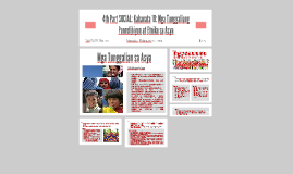 4th Part SOCIAL: Kabanata 19: Mga Tunggaliang Panrelihiyon a