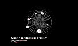 Gamete Intrafallopian Transfer