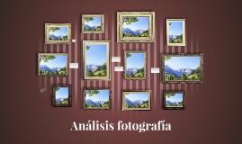 Análisis fotografía