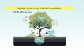 Copy of Aprender en sirviendo en contextos comunitarios