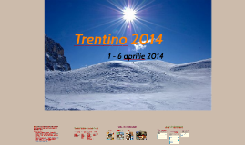 Trentino 2014