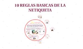Copia de Copy of reglas basicas de la netiqueta
