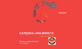 CATEDRA UNILIBRISTA