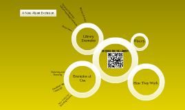QR Codes and the Library.