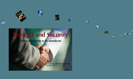 The CIO and Security