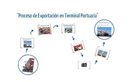 Copy of Copy of Proceso de Exportación.