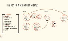 Copy of Frauen im Nationalsozialismus