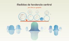 Copy of MEDIA, MEDIANA Y MODA PARA DATOS NO AGRUPADOS
