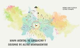 GERENCIA SOCIAL, ORGANIZACIÓN Y LIDERAZGO PARA LA CREACIÓN D