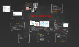 HIV and complications